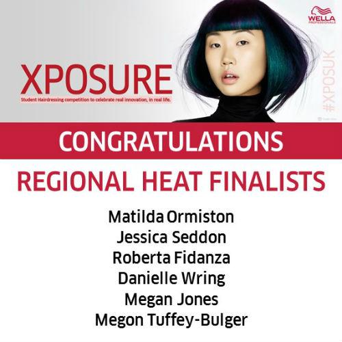 Regional Heat Finalists